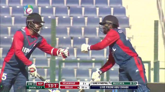 Nepal vs UAE 1st T20 live cricket streaming on Youtube