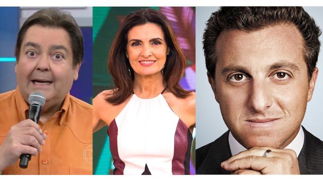 O salário de 5 apresentadores famosos da Globo