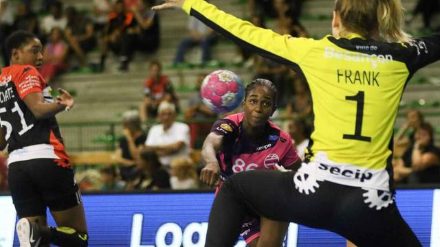 Handball : Les 5 faits de jeu incompréhensibles pour Besançon face à Nantes