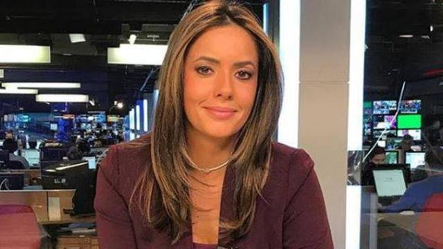 Paloma Tocci deixa o Jornal da Band e revela: 'Hora de me reinventar'