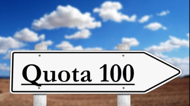 Scuola, quota 100: in pensione dal 1° settembre chi ha i requisiti entro il 2019