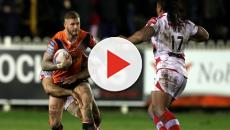Castleford beat Catalans Dragons 20-4: Greg Eden impresses