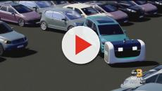 Airport testing robot valets that park customer's cars