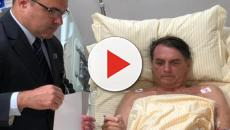 Presidente Jair Bolsonaro fez tomografia do abômen e passa bem, diz novo boletim