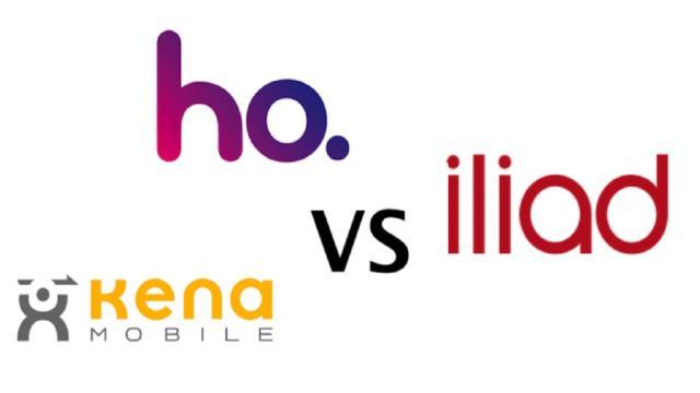 Ho.Mobile, nuova offerta da 50 GB a 6,99 euro: rispondono Iliad e Kena