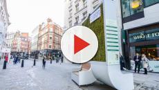Los CityTree ayudan a reducir la contaminación