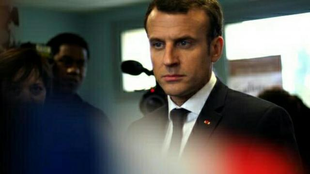 Sondage : nouvelle embellie pour la côte d'Emmanuel Macron en février