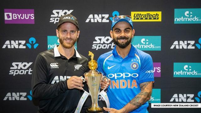 Star Sports, Hotstar live cricket streaming India vs New Zealand 2nd T20