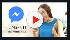 Facebook introduce Unsend Message in Messenger but there's a catch