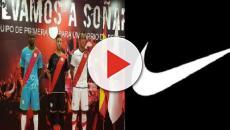 Se filtra la que pudiera ser la camiseta del Rayo Vallecano con Nike para el año que viene