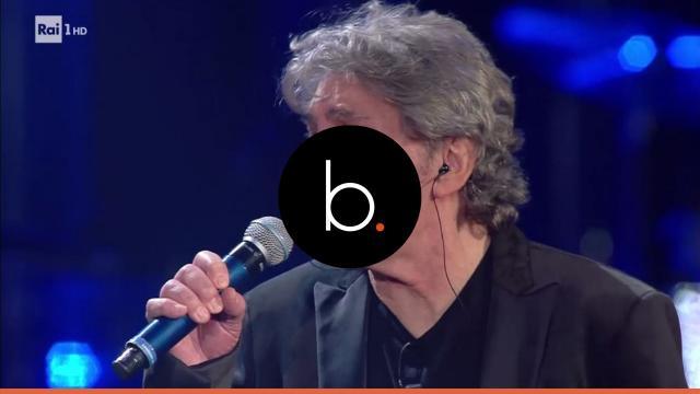 Sanremo 2019, Fausto Leali grida: 'Il Festival è truccato', sgomento in studio