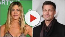 Jennifer Aniston et Brad Pitt ensemble à la fête d'anniversaire de l'actrice