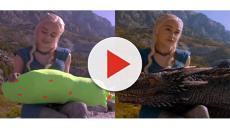 5 cenas de filmes e séries famosas após os efeitos especiais