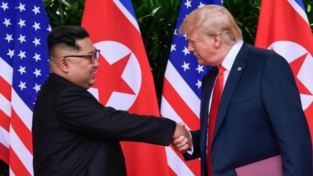 Trump Says Second Kim Jong Un Meeting Will Be Held in Hanoi