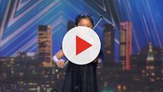 Youlan Lin se lleva el pase dorado de Eva Isanta en Got Talent