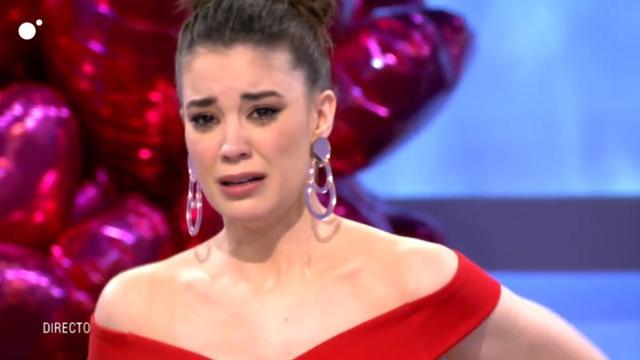 MYHYV: Noelia se derrumba en su final al ver a Santana en el programa