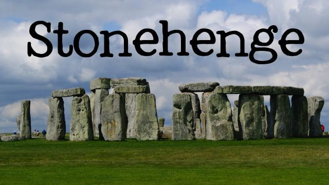 carbonio datazione Stonehenge