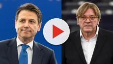 Il duro attacco di Verhofstadt a Conte: