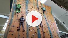 Sondrio, undicenne cade durante corso di arrampicata a scuola: è grave
