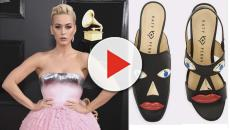 Katy Perry Collection withdraws shoes after blackface accusations