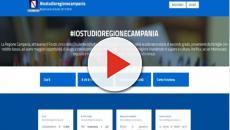 Regione Campania, borse di studio per studenti dal 21 febbraio