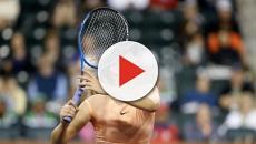 Lesão no ombro tira Sharapova de Indian Wells