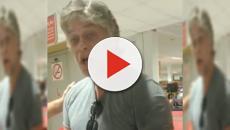 Fábio Assunção é filmado com sinais de embriaguez em supermercado