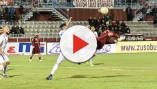 Serie C, Tulli-gol: rovesciata da antologia ed il Trapani batte il Catania