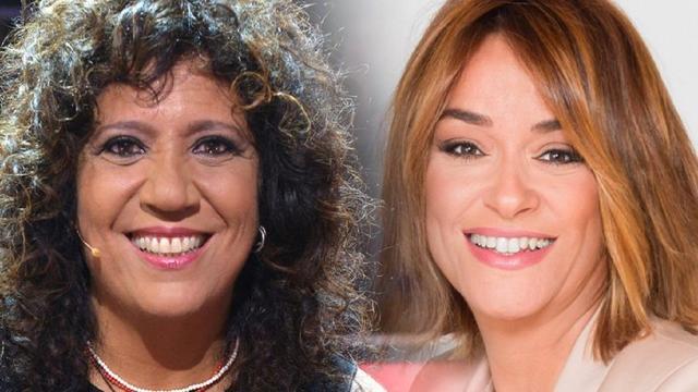 Toñi Moreno y Rosana reaparecen en la presentación del libro de Risto Mejide