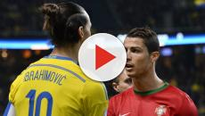 Keine Herausforderung: Zlatan Ibrahimovic hat klare Meinung zum Ronaldo-Transfer