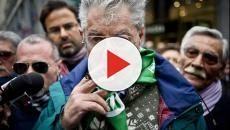 Umberto Bossi: ricoverato in ospedale, non è in pericolo di vita