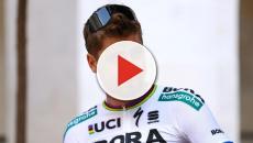 Ciclismo: Sagan da un consiglio a Evenpoel: