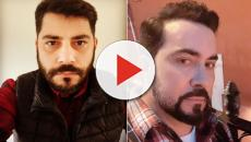 Evaristo Costa recebe mensagem de Padre Fábio de Melo e brinca