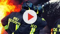 Reggio Calabria, incendio distrugge casa di riposo: arrestato 56enne