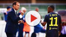 Juventus, Tuttosport ipotizza scambio Costa-Pogba con il Manchester United