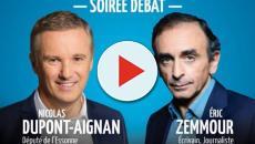 Nicolas Dupont-Aignan invite Éric Zemmour à Yerres