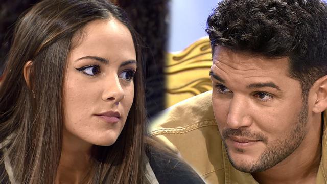 Melyssa de MYHYV se va del plató tras saber que Santana y Kathy tuvieron relaciones