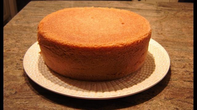 How to make Italian sponge cake