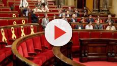 Detenida la actividad parlamentaria por el independentismo