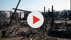 Calabria: muore un migrante nella baraccopoli di San Ferdinando a causa di un rogo
