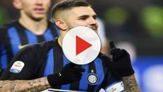 Inter, tensione con Icardi: probabilmente a fine stagione lascerà Milano