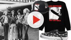 E' ispirata al primo disco dei Led Zeppelin la nuova linea delle scarpe Vans