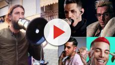 Brumotti contro Salmo, Sfera Ebbasta e altri rapper, ma gli utenti lo criticano
