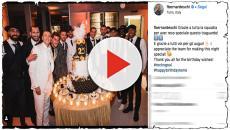 Juventus, festa di compleanno per Federico Bernardeschi