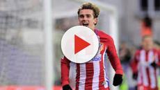 Griezmann dans le top 5 des meilleurs buteurs de l'Atlético Madrid