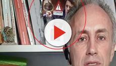 Renzi querela Marco Travaglio, per la sua foto sul rotolo di carta igienica