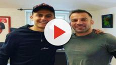 Juve, Dybala incontra Del Piero e posta le foto sui social: boom di like