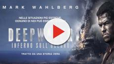 Deepwater - Inferno sull'oceano, in onda su Canale 5 lunedì 18 febbraio