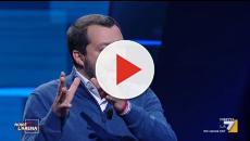 Salvini risponde a Papa Francesco sul selfie: 'Pensi alle anime, io agli italiani poveri'