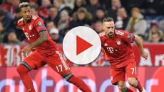 FC Bayern: Ribery reist nach - Gegen Liverpool fehlen Boateng und Müller